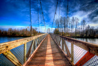 Tolt River Bridge - Carnation, WA U.S.A.