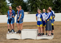 Silver & Bronze - Slalom Consulting Racing / Blue Rooster Cycling Team